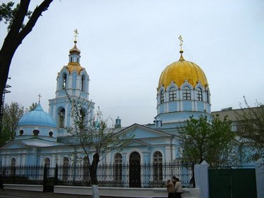город николаев церкви