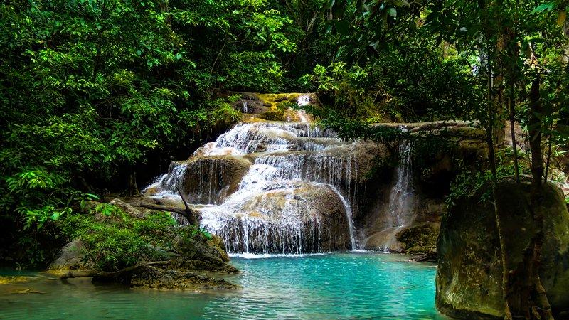 Парк «Эраван», Таиланд