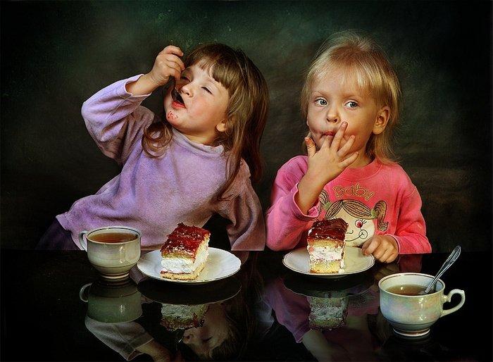 картинки друзья за чаем найти хороший наглядный
