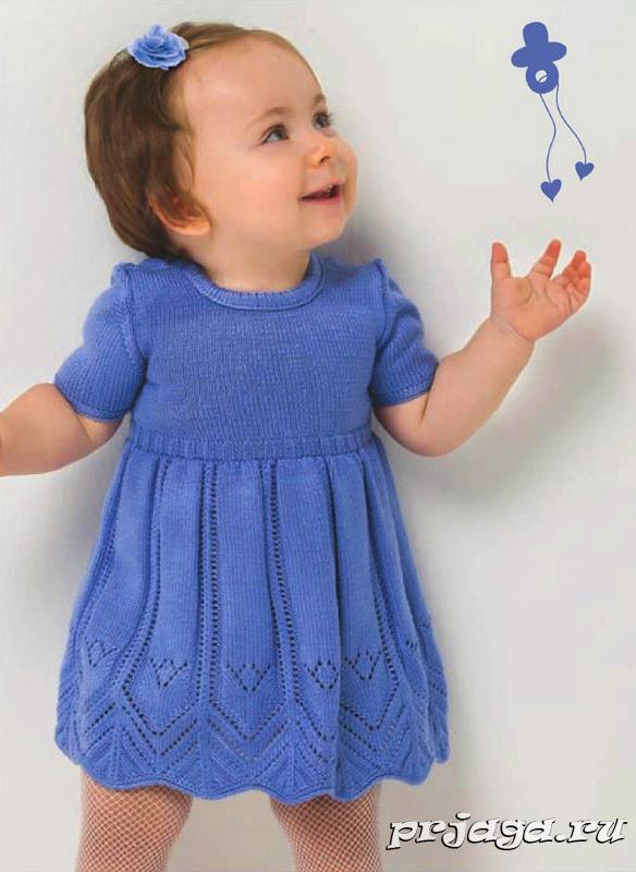 МОСКОВСКАЯ ОБЛАСТНАЯ связала платье дочке внучке на 2 3 годика изготовления спайки