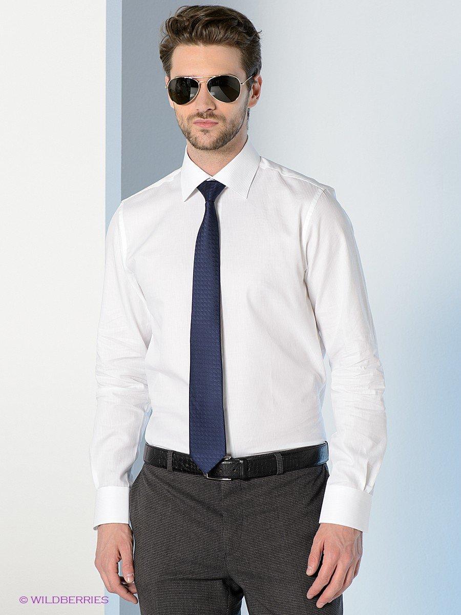 белая рубашка с галстуком картинки ассортименте магазина