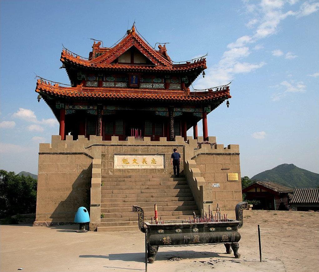 Древние ханьские дома постройки фото