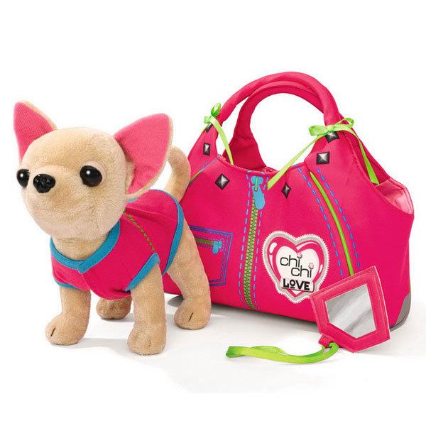 Плюшевая собачка Чихуахуа Zipper с сумкой, 20 см вы можете купить в интернет-магазине Европейская игрушка. Быстрая и удобная доставка для Москвы и других регионов России. Гарантия качества, скидки и акции.