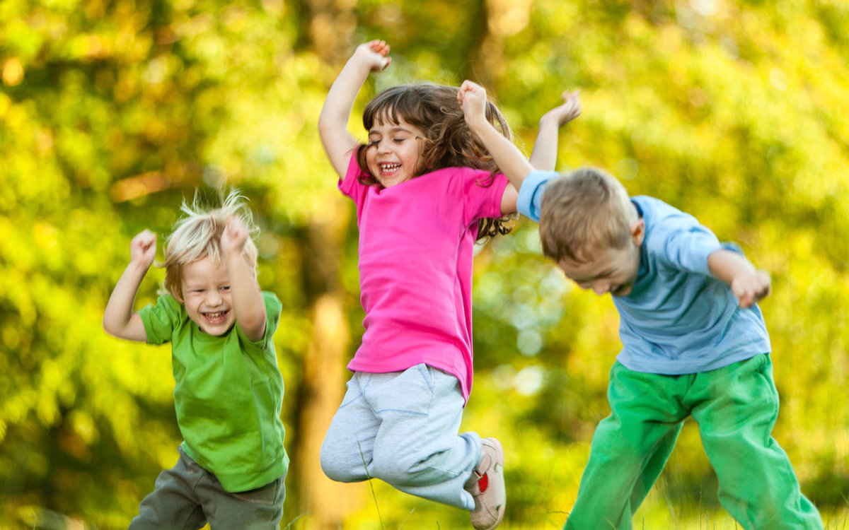 Дети веселые картинки, для открытки
