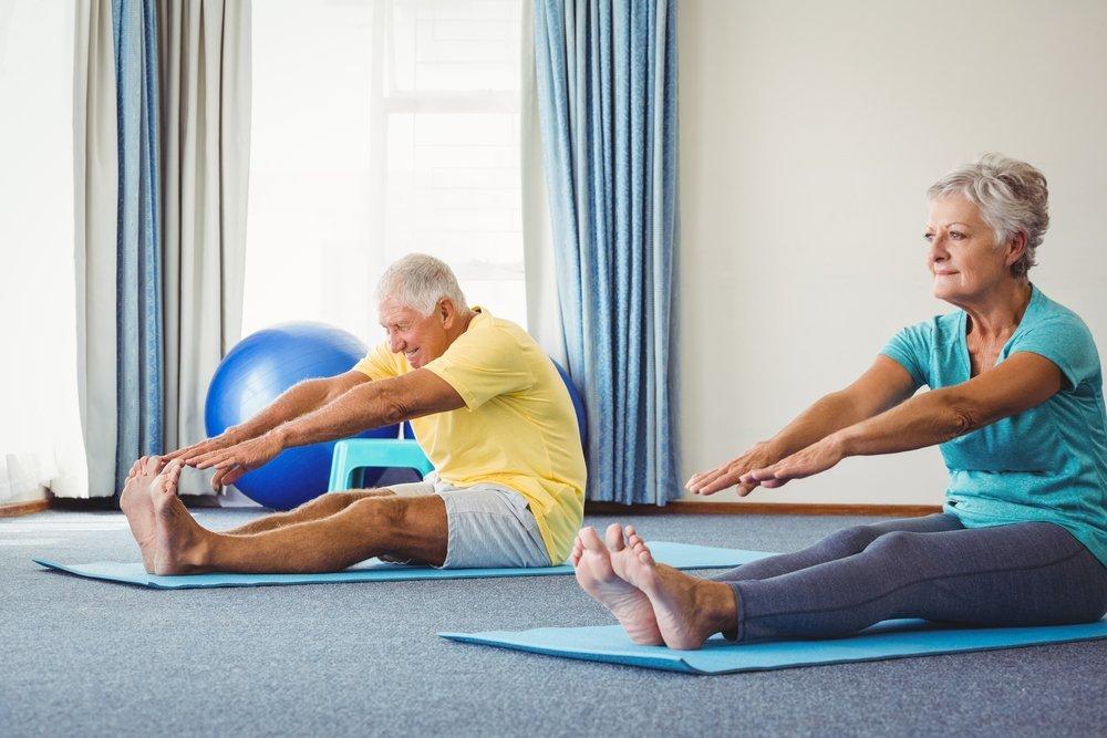 упражнения для знакомства пожилых