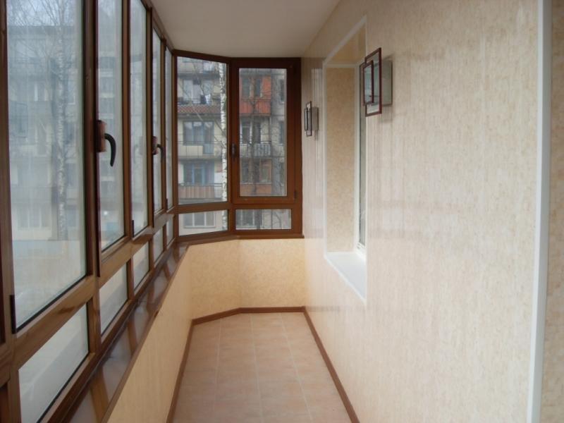 Балконы и лоджии под ключ, включая утепление и внутреннюю от.