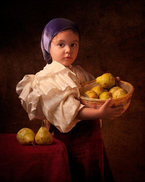 Дочкина портреты. Фотограф из Мельбурна (Австралия) Билл Гекас.