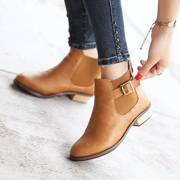 Модные женские ботинки сезона весна 2017 года Посмотрите модные женские  ботинки на весну на фото 0bb6da3fac881