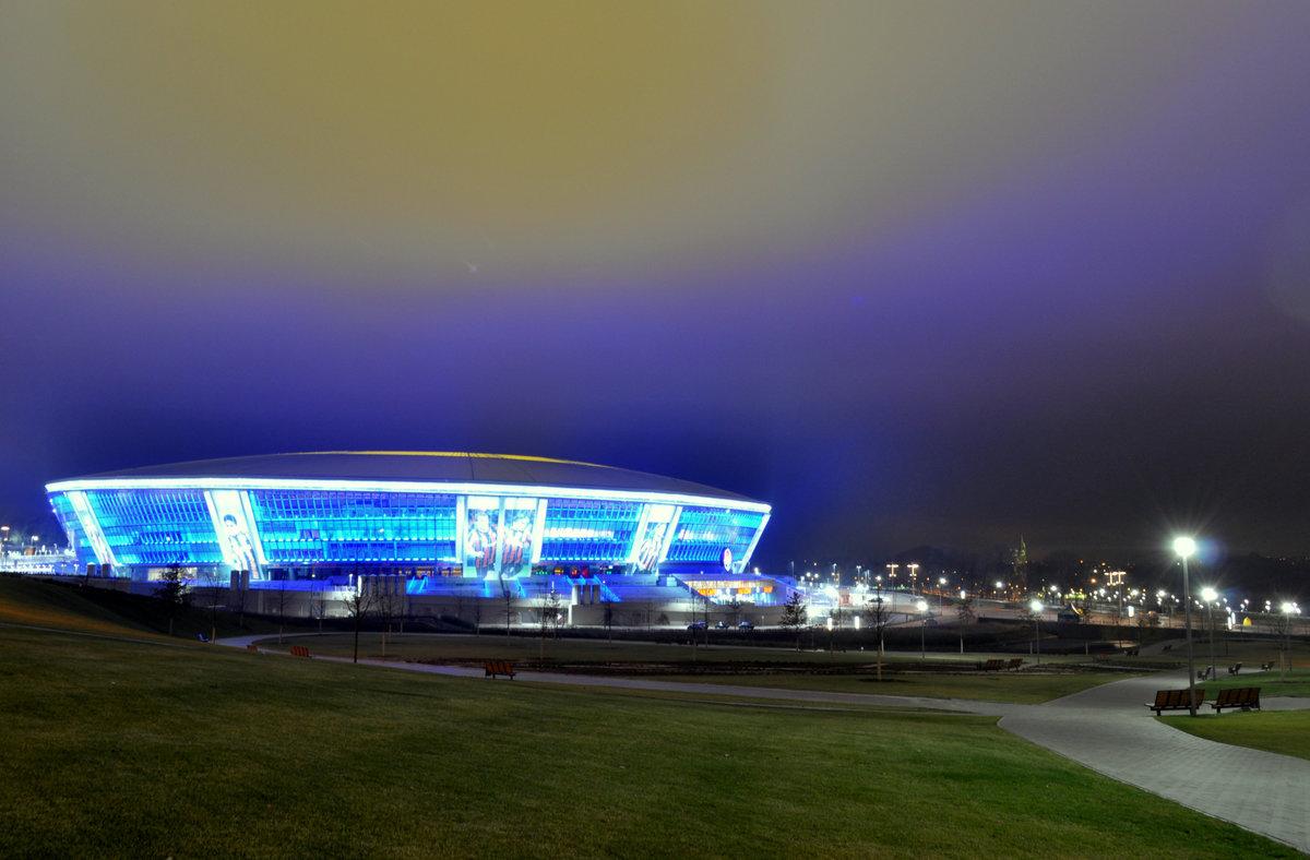 Картинка донбасс арены