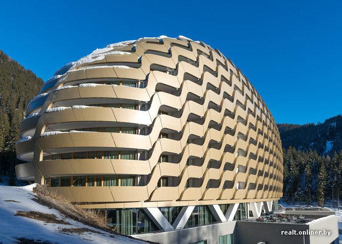 Отель Intercontinental Davos (Давос, Швейцария)