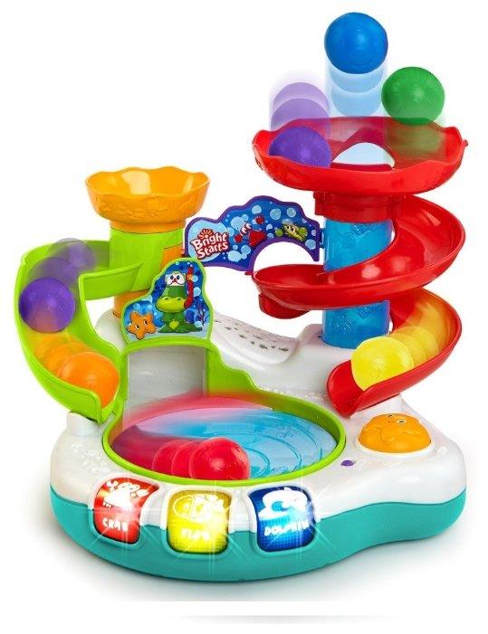 Подробные характеристики развивающей игрушки Bright Starts Аквапарк, отзывы покупателей, обзоры и обсуждение товара на форуме. Выбирайте из более 4 предложений в проверенных магазинах.