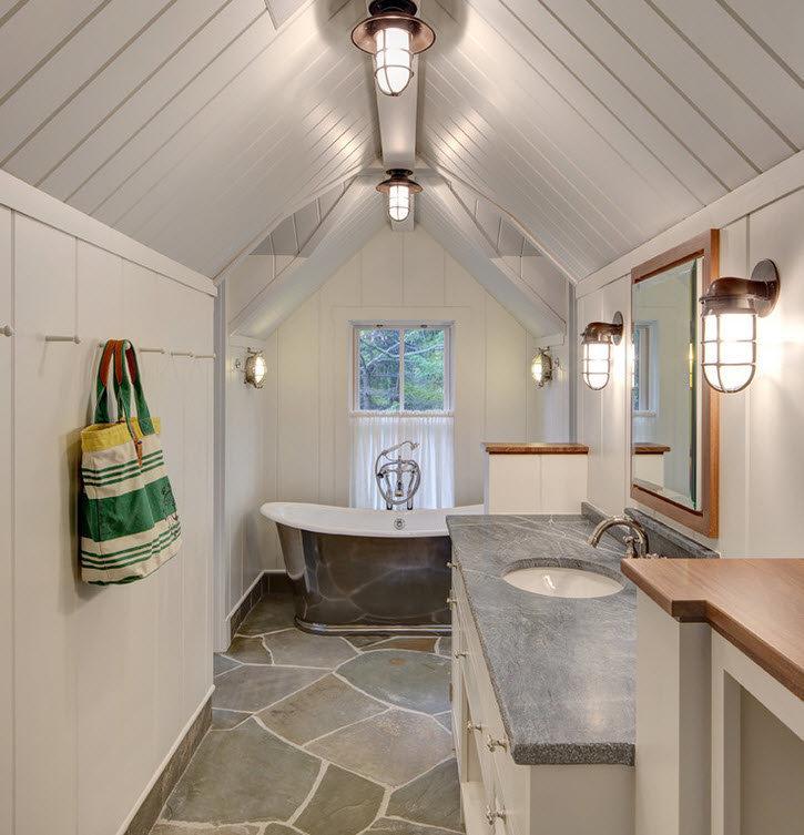 Свет в ванной комнате фотография стиля и идеи