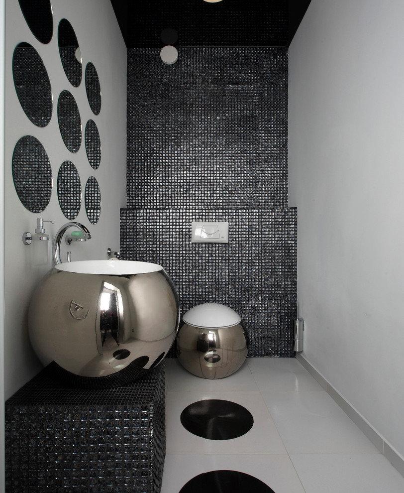 Необычное декорирование стены губкой фото пошагово