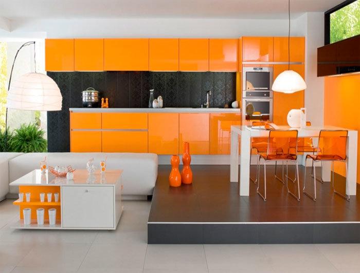 Цветные картинки кухни