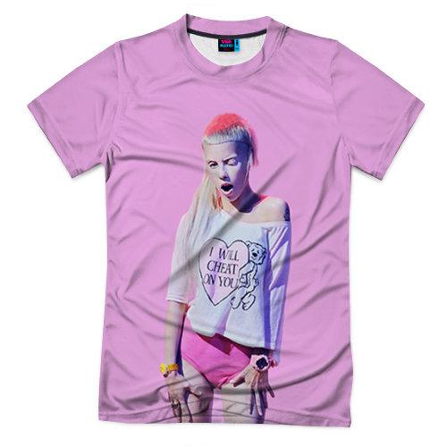 Мужская футболка 3D Die Antwoord 3