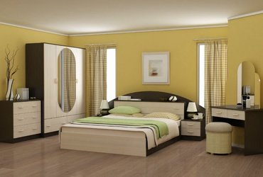 Спальни для гостиниц от производителя в Краснодаре, гостиничные номера эконом и премиум класса от 9900 руб. за комплект, вся серийного производства всегда есть на нашем складе в Краснодаре