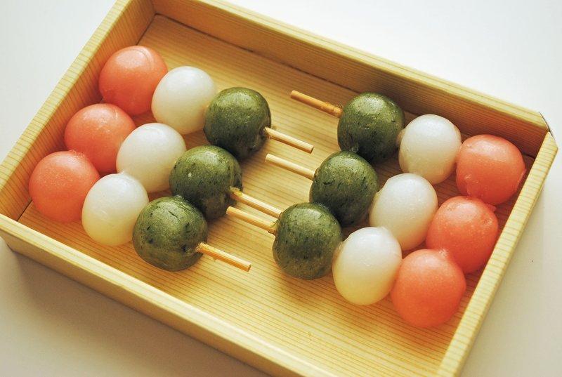 "Японский десерт ""Данго"""