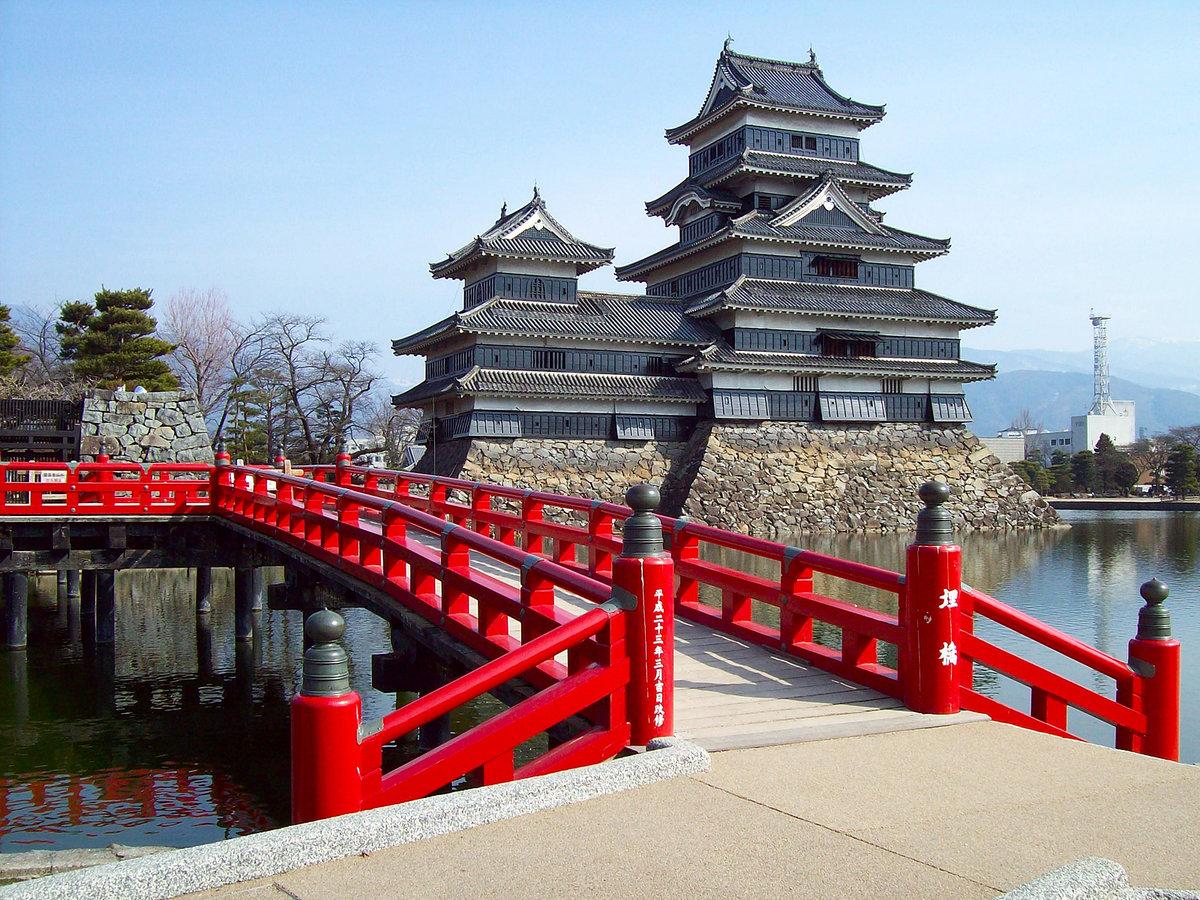замки японии фото случае