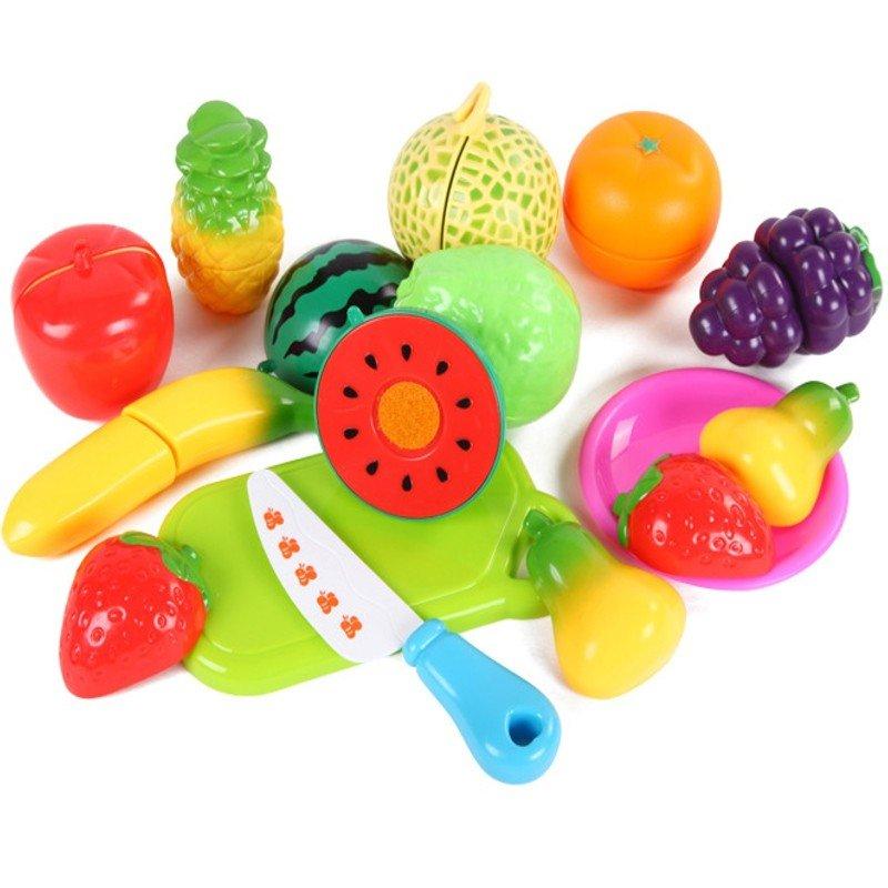 Cocina de corte de juguete de pl&aacute