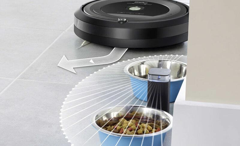 Робот-пылесос iRobot Roomba 681 (Айробот Румба 681)