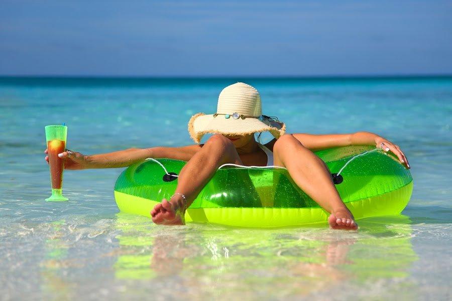 Море отпуск прикольные картинки