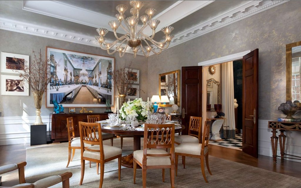 Amazing Colonial Homes Interior Design