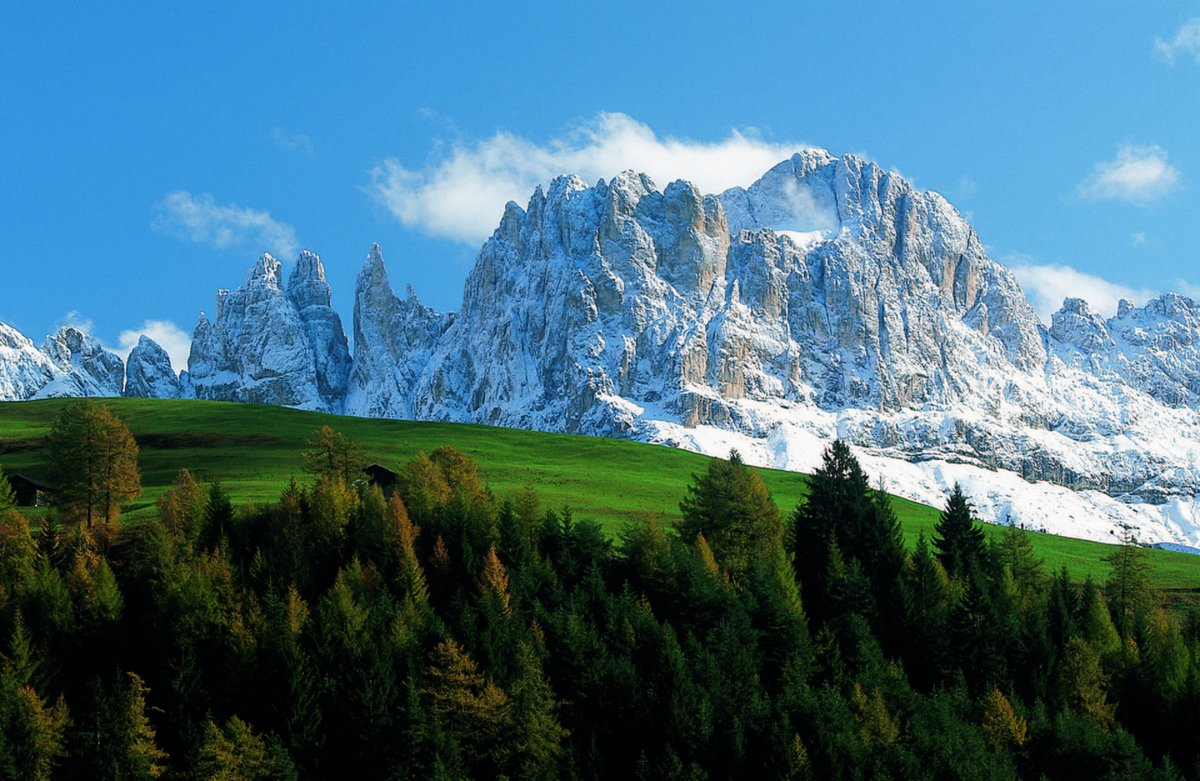 красивые горы мира фото с названием йорк