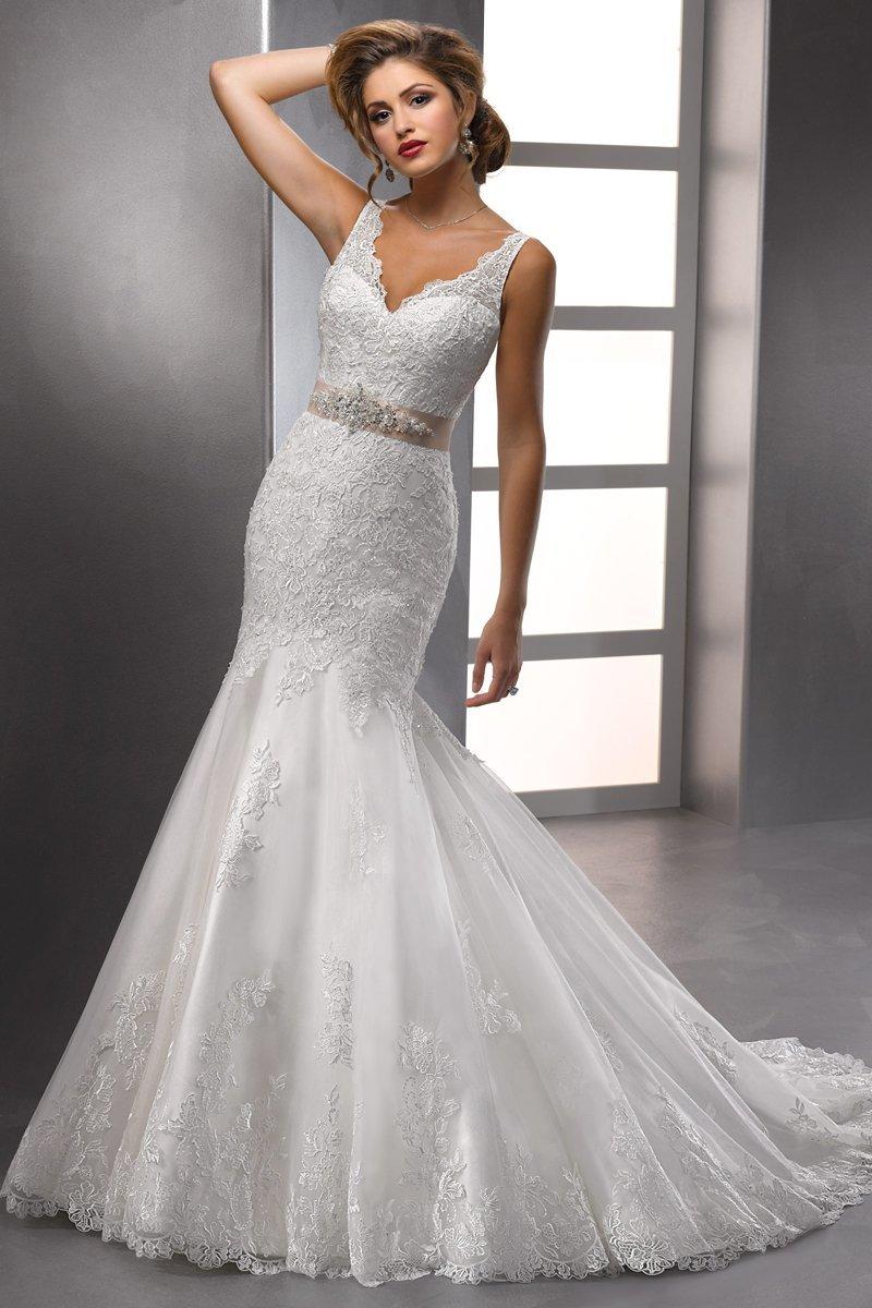 Что такое дизайн свадебного платья
