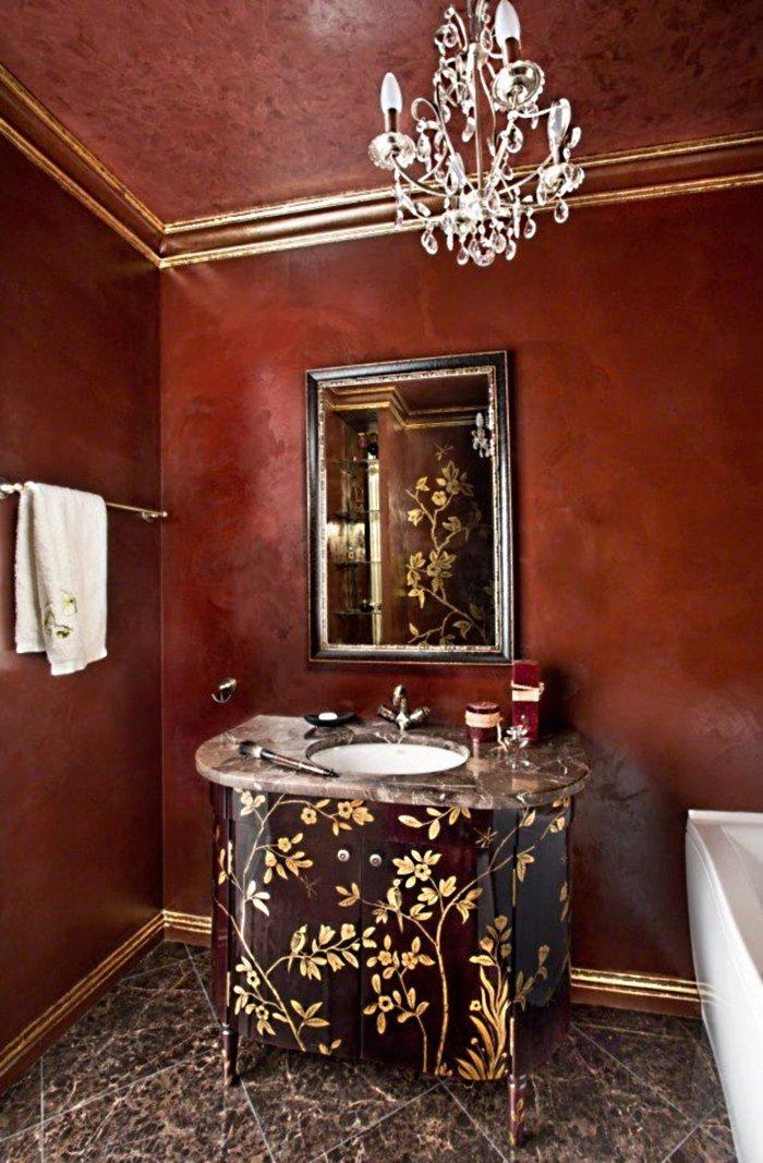 венецианская штукатурка фото в ванну