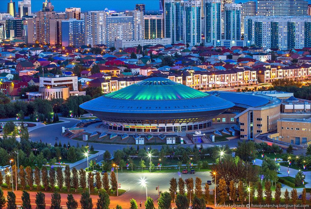 Фото всех городов казахстана
