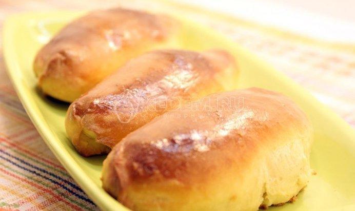 рецепт сладких пирожков