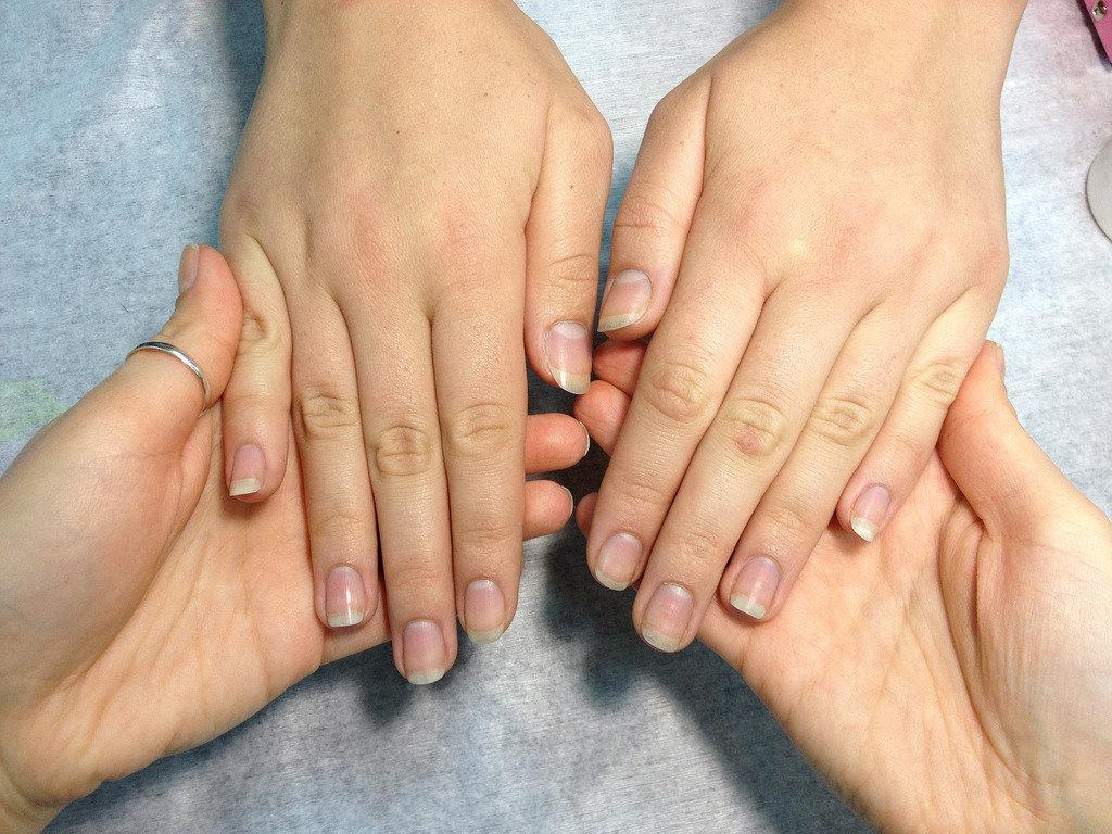 она длинные ногти у мужчин фото северная трёх больших