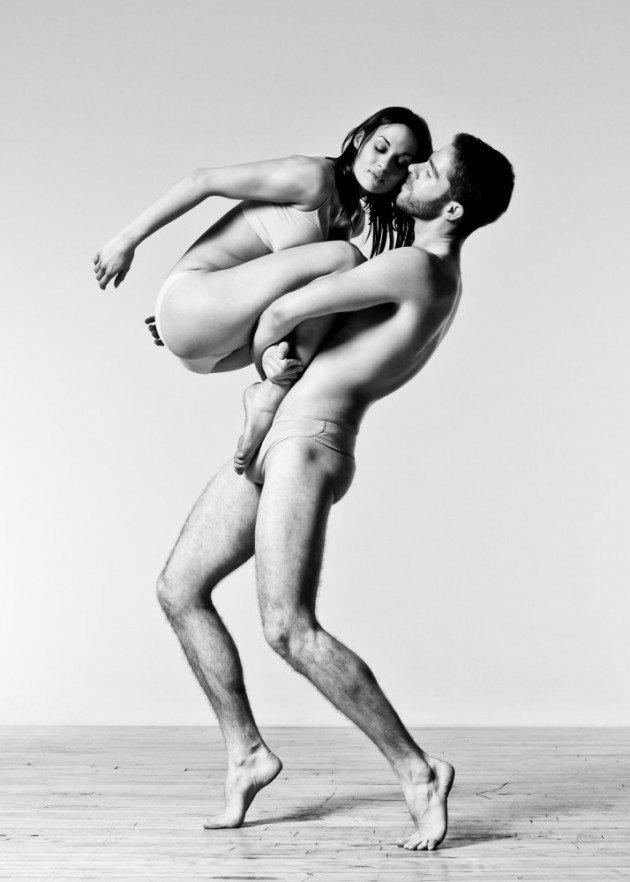 пары танцующие голыми - 9