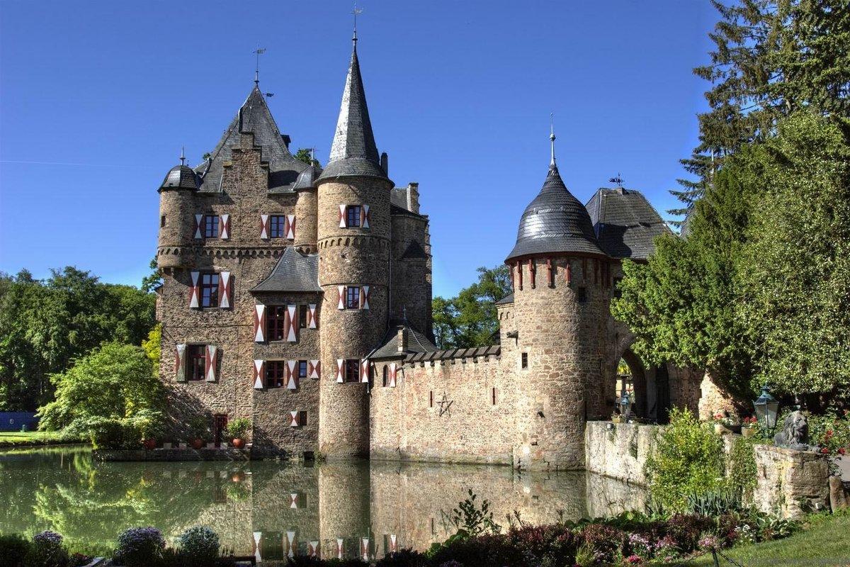 Самые красивые замки мира. Список замков + много ФОТО