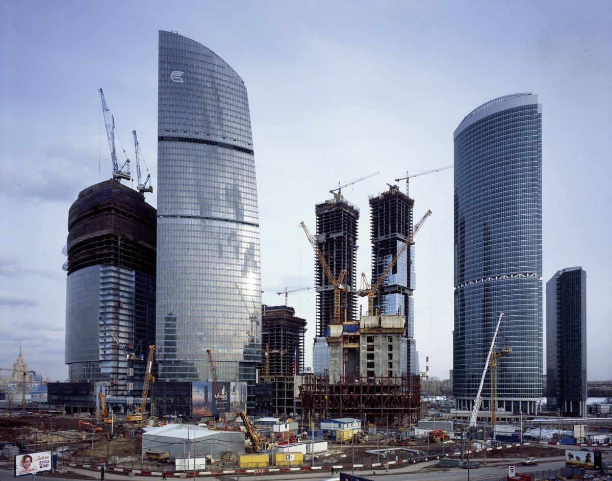 Картинки современного строительства