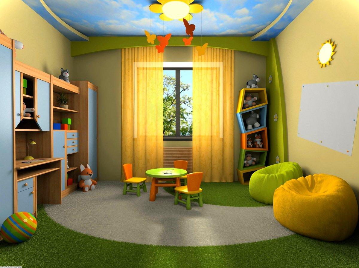 Картинки своей детской комнаты