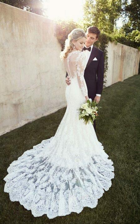 невеста с любимым