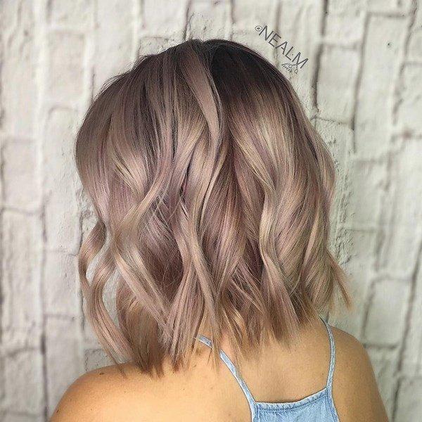 тенденции в окрашивании волос 2017 2018