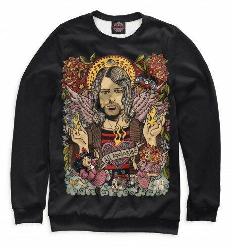 Свитшот для девочек Kurt Cobain