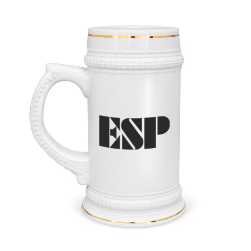 Кружка пивная ESP