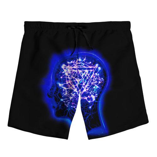 Мужские шорты 3D Enter Shikari