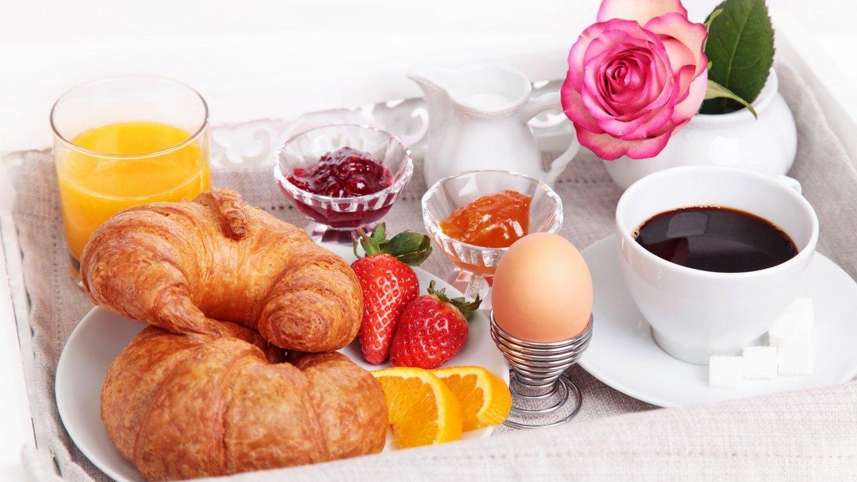 Открытки вкусный завтрак, ноги рисунок картинки