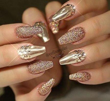 красивые дизайн ногтей фото