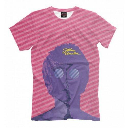 Мужская футболка 3D John Lennon