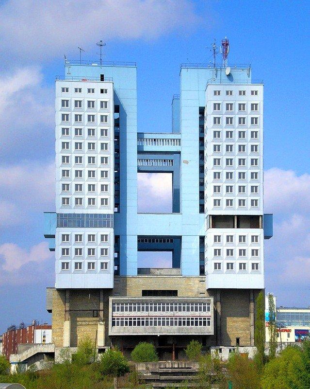 Дом советов калининград что внутри