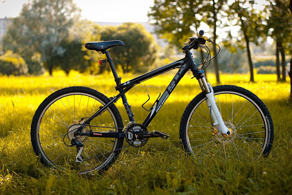 особое картинка горного велосипеда помощью