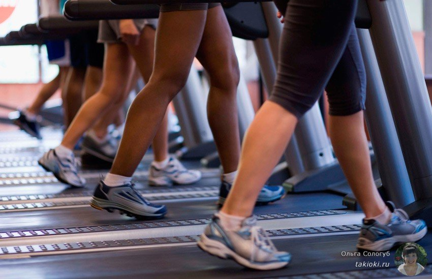 Ходьба на беговой для похудения