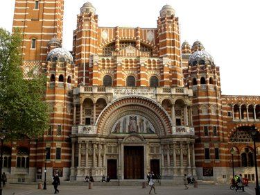вестминстерский собор в лондоне
