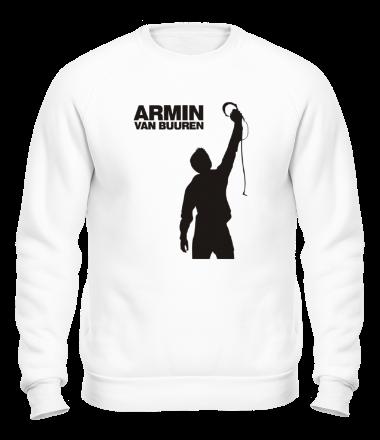 Свитшот унисекс Armin Van Buuren