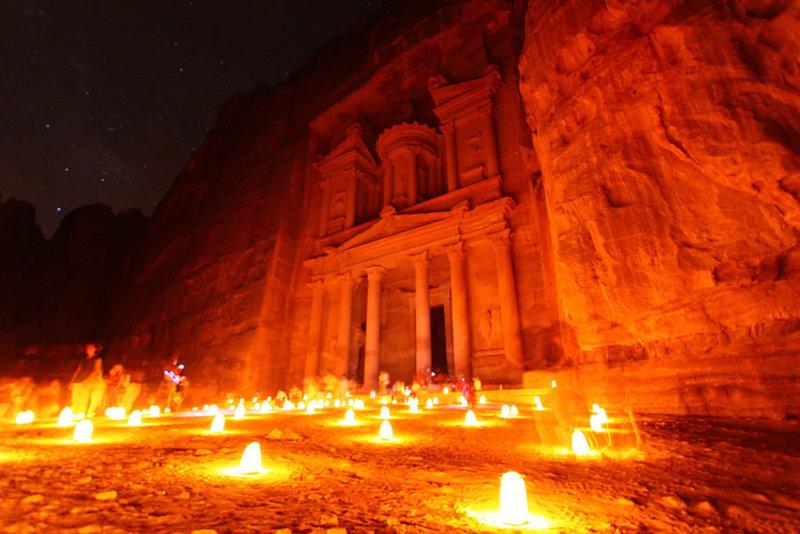 Мировые достопримечательности ночью (25 фото) » Невседома - жизнь ... 2357 Мировые достопримечательности ночью